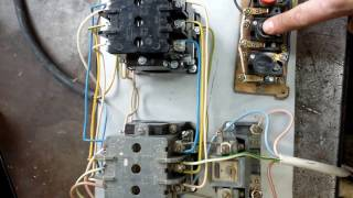 видео Реверс электродвигателя