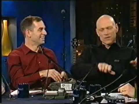 "Peter Garrett & Midnight Oil ""Short Memory"" - The Panel"