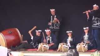 【Japan】秩父屋台囃子(秩父郷土会)Titibu Yataibayasi