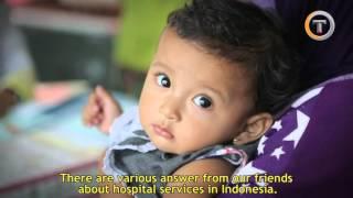 TEMPOYOUTH  Pelayanan Kesehatan Versi Anak Indonesia (English Substitle)