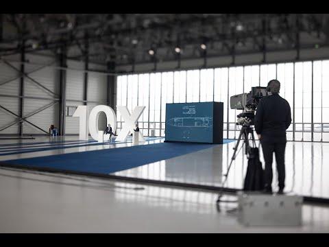 Dassault Aviation Launches Falcon 10X - Dassault Aviation