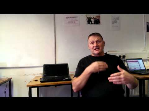 Interview with John Curtin from the North Manchester Work Clubs