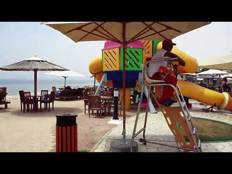 Qatar Travel Vlog | Sealine Beach Resort