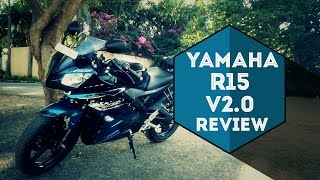Yamaha R15 Version 2.0 2015 | Review | MVR