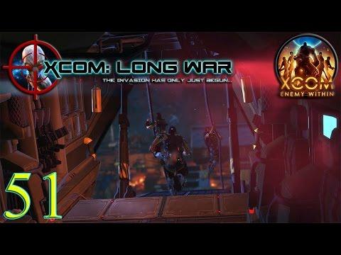 [51] XCOM: The Long War [Beta 15f3] - UFO Retrieval Party