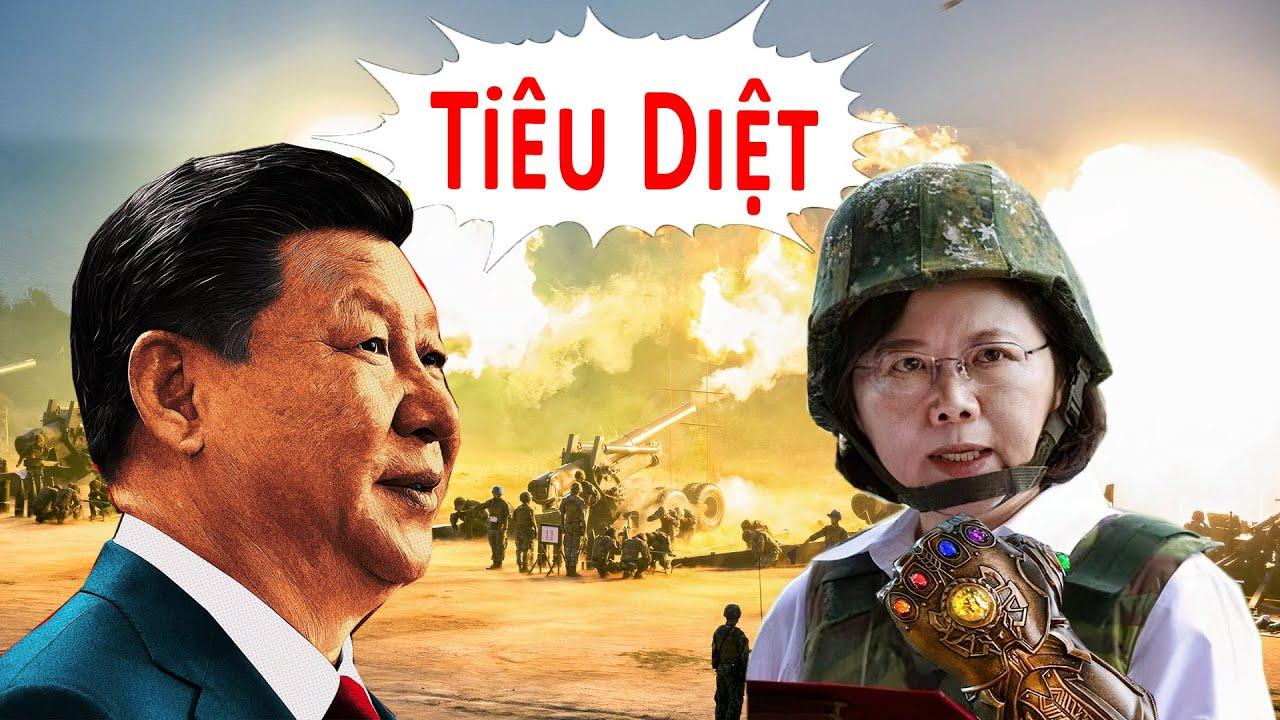 Trung Quốc Sẽ Xâm Lược Đài Loan Như Thế Nào Trong 6 Năm Tới ?