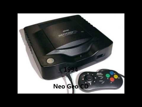 All Video Game Consoles Part 4 (4th Generation)