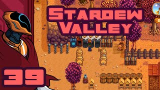 More Kegs! More Wine! - Let's Play Stardew Valley - Gameplay Part 39