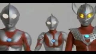 Ultraman Dance Part 1