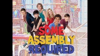 Some Assembly Required - Season 3 - Episode 1 - Raindrop Rabbit