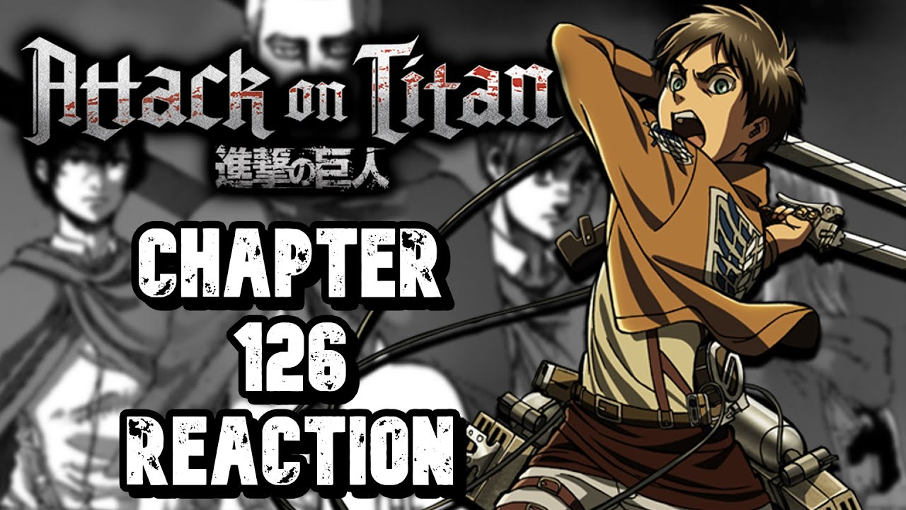 Download Awesome Setup Chapter! Attack On Titan Chapter 126 Reaction!