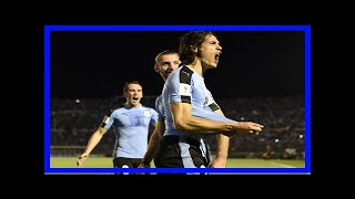 a179b386e  NVC  Watch  what happened between luis suarez and edinson cavani during  uruguay duty