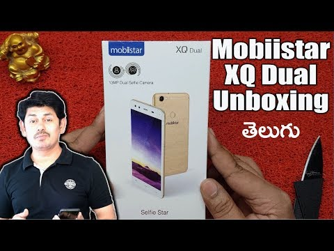 MobiiStar XQ Dual Unboxing : in Telugu ~ Tech-Logic