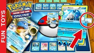 Pokémon Estampas Ilustradas Online! Códigos GRÁTIS para ganhar Cartas no Jogo! Gameplay Pokemon App
