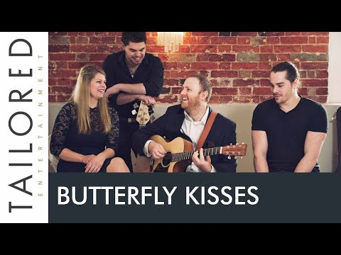 Butterfly Kisses Acoustic Wedding Music Duo