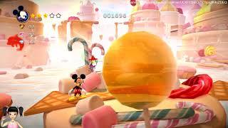 Thơ Nguyễn chơi game giải thoát cho chú chuột mickey đáng yêu tập 6