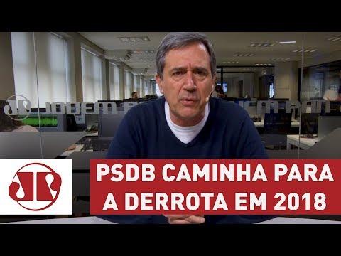 PSDB caminha para a derrota em 2018 | Marco Antonio Villa