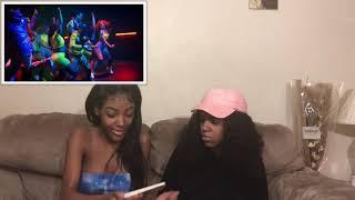 Chris Brown - Wobble Up (Official Video) ft. Nicki Minaj, G-Easy REACTION