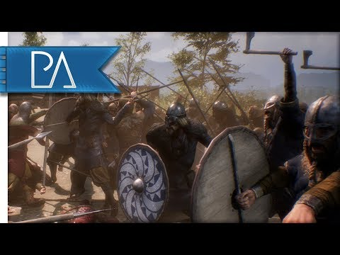 ATTACKING FORTIFIED TOWN - Ancestors Legacy {Beta} Gameplay #3