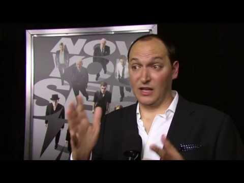 Now You See Me  I Maghi del Crimine: intervista al regista Louis Leterrier alla premiere
