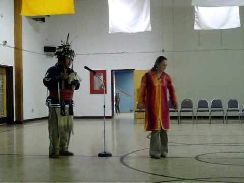 American Indian Oneida Nation Dancers