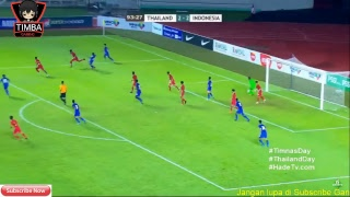 LIVE INDONESIA U-19 VS THAILAND U-19