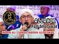 Mantap Azzahir Full Sholawatan Habib Ali Zainal