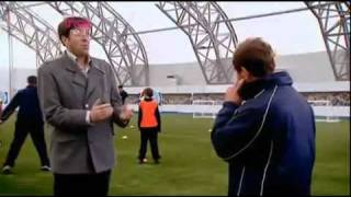 Lee Nelsons Well Good Show ( Jason bent ) football Academy