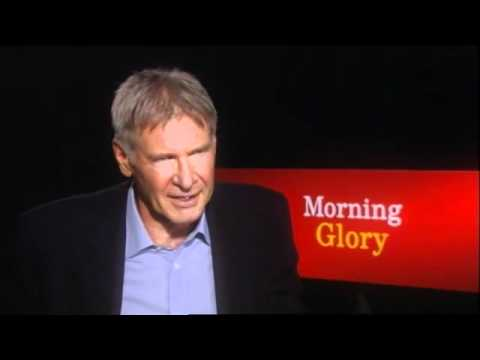 'Morning Glory' Harrison Ford Interview