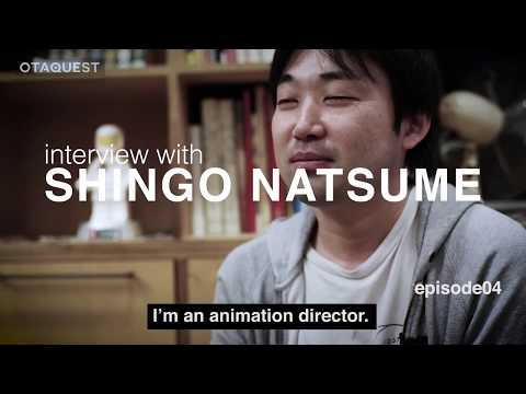 Interview with Shingo Natsume - Animation Director [Episode 4]