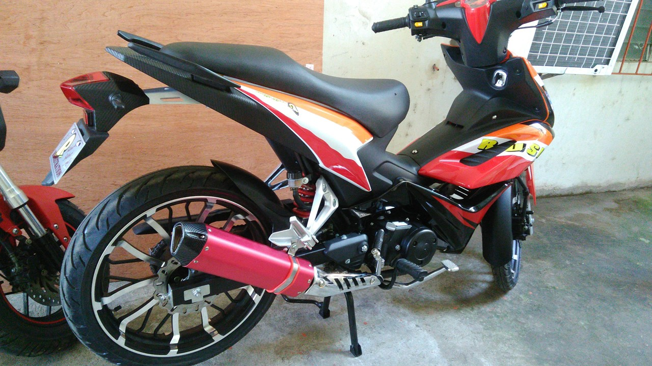 Motorcycle Rusi List Price