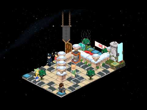 how to make telephrase maze on habbo