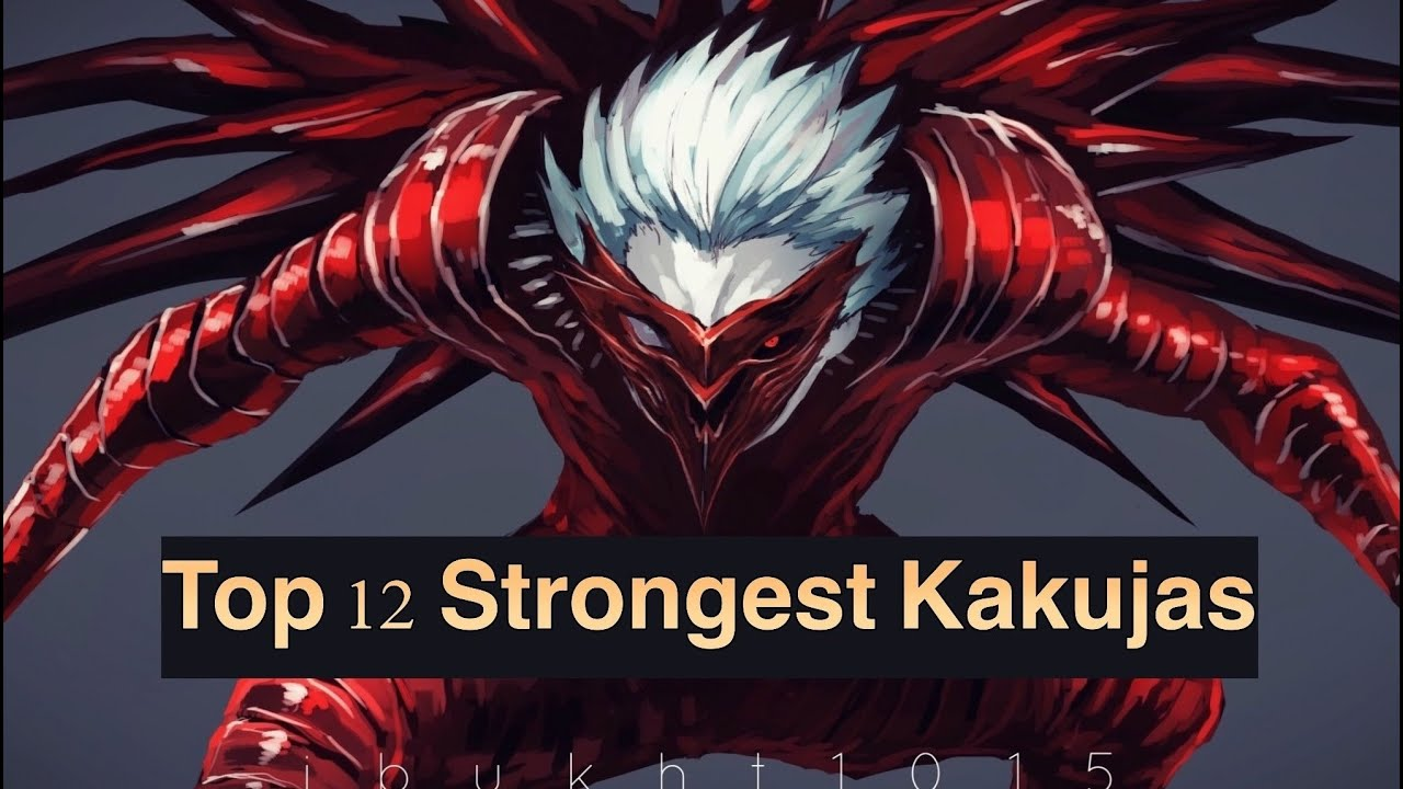 Download Top 12 Strongest Kakujas in Tokyo Ghoul :Re {Series Finale}