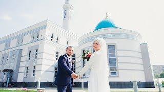 Мусульманская свадьба | Никах клип | Слайд-шоу в парке и в мечети Ярдэм
