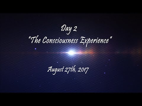 "Day 2 - ""The Consciousness Experience"" - Meditation Practices for Total Well Being - Sri Vasudeva"
