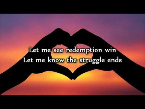Tenth Avenue North - Worn (Lyrics)