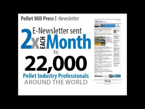 Pellet Mill Magazine's 2016 Editorial Outlook and Audience Review