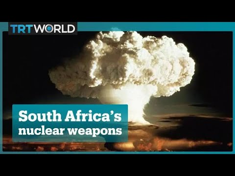South Africa's nuclear secret