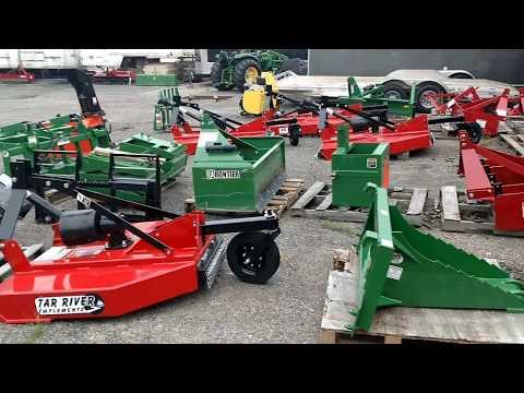 Tractor Attachments For Sale In Kalamazoo, MI - YouTube