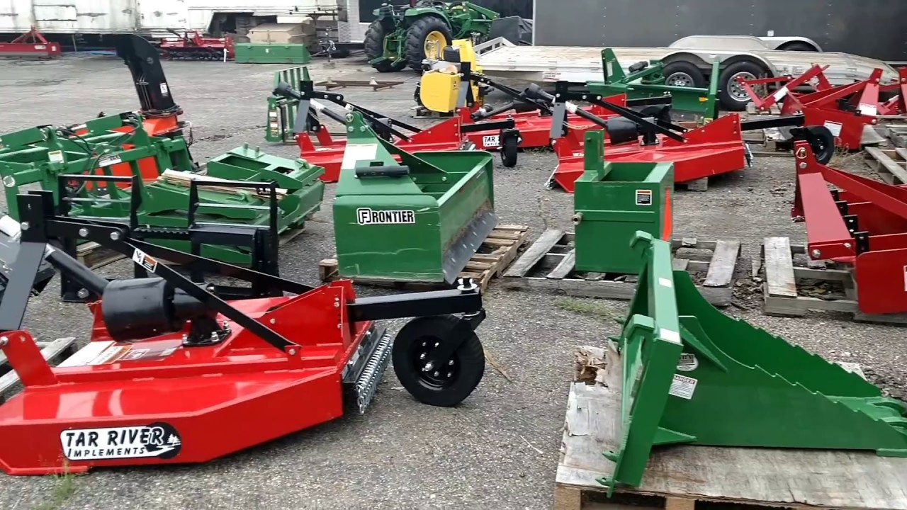 Tractor Attachments For Sale In Kalamazoo, MI