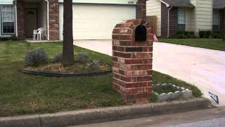 Tulsa Brick And Stone Mailboxes