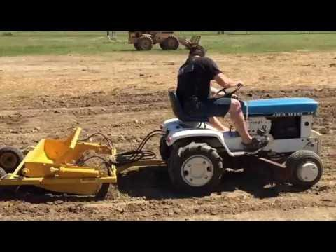 Bustin' Dirt in Wooster Ohio at the John Deere Expo 2016