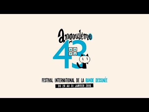 "Angouleme 2016 • interview Lorenzo Ceccotti ""Golem"" • FranceNetInfos"