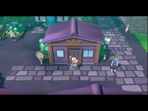 Evolution of Lavender Town Theme