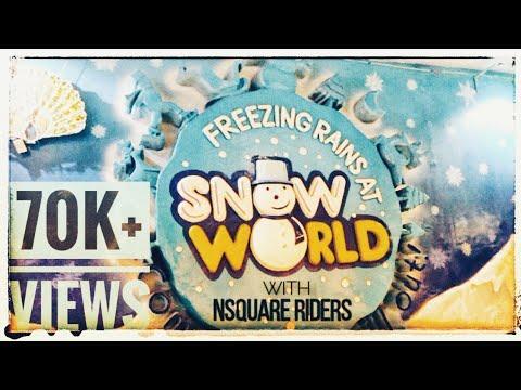 Snow World Mumbai | Mumbai's Largest Snow Park | Phoenix City Mall Kurla