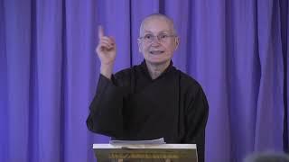Enseignement du Dharma de Sœur Đào Nghiêm, 2018 10 18 (FR)