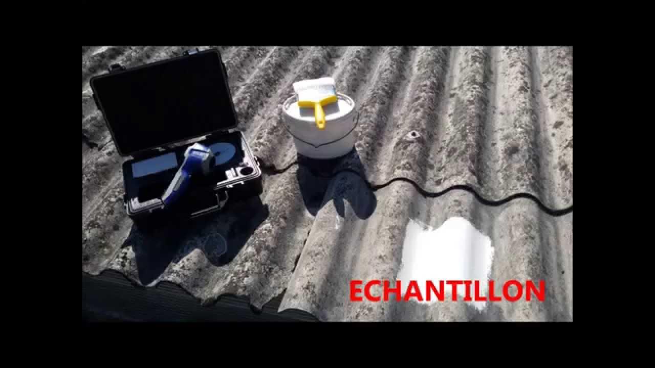 climatisation liquide peinture anti chaleur youtube. Black Bedroom Furniture Sets. Home Design Ideas
