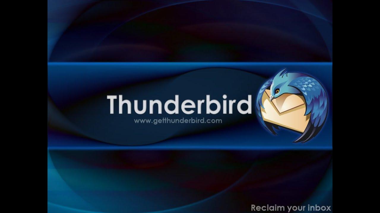 Thunderbird Ordner Komprimieren