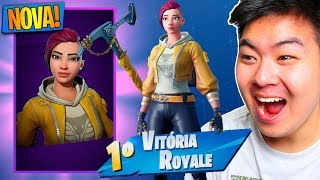 J'AI ACHETÉ THE NEW SKIN SHADOW - EPIC - ET VENCI!! -Fortnite Bataille Royale