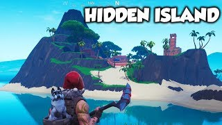 How To Get To The New SECRET ISLAND In Fortnite Season 8!